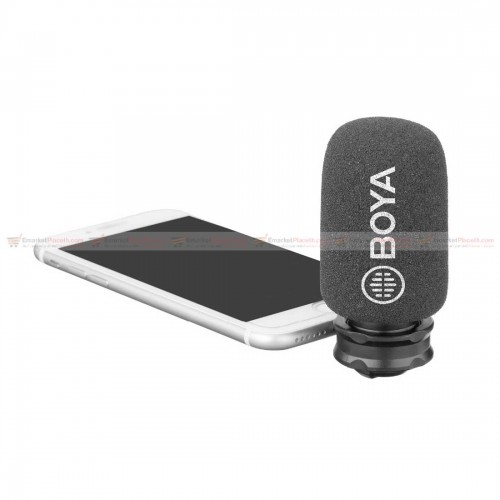 ไมค์อัดเสียง iPhone-iPad-iPod Lightning port professional Mono condenser microphone