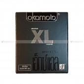 ถุงยางบิ๊กไซส์ Okamoto XL ขนาด 54 บาง นุ่ม ใส่สบาย รู้สึกได้ (6 กล่อง)