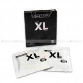 ถุงยางบิ๊กไซส์ XL ขนาด 54 บางกว่า นุ่มกว่า ใส่สบาย รู้สึกได้ (12 กล่อง)