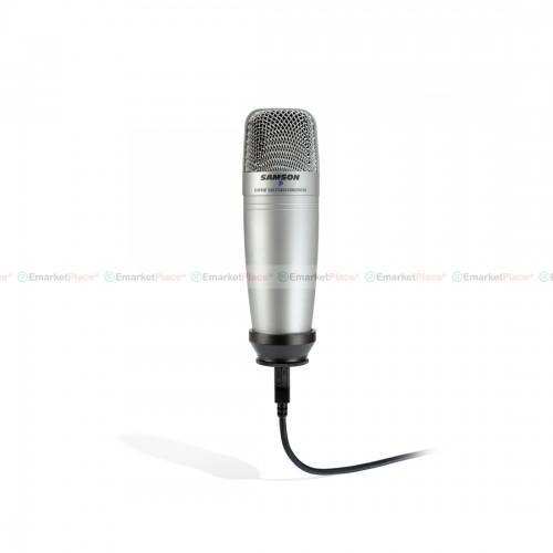 ไมค์ยูเอสบี คอนเดนเซอร์ สำหรับอัดเสียง บันทึกเสียงผ่านคอมพิวเตอร์ เสียงดี คมชัด