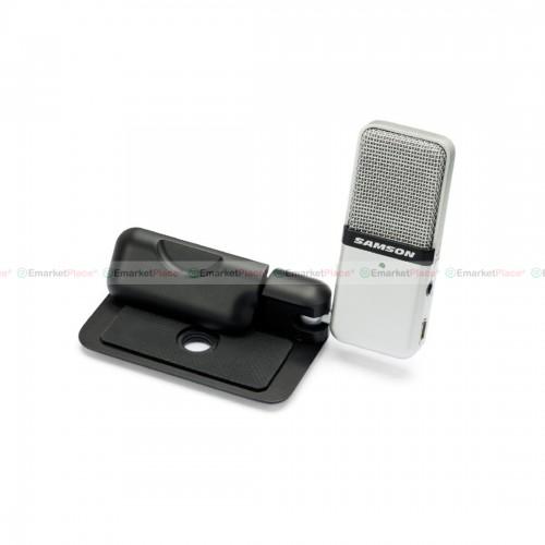ไมโครโฟนคอมพิวเตอร์ USB สำหรับพกพา สะดวก ทั้งอัดเสียง งานออนไลน์ก็ทำได้