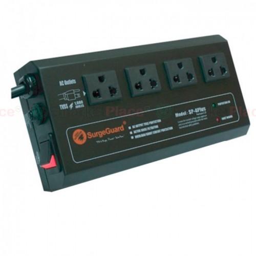 ปลั๊กไฟป้องกันไฟกระชาก กรองสัญญาณรบกวนในระบบไฟฟ้าปลอดภัย ใช้งานง่าย