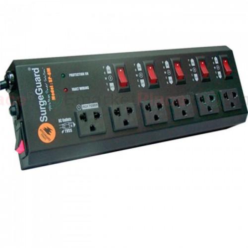 ปลั๊กกันไฟและกันสัญญาณรบกวน คุณภาพสูง สำหรับชุดโฮมเธียเตอร์/อุปกรณ์เครื่องเสียง