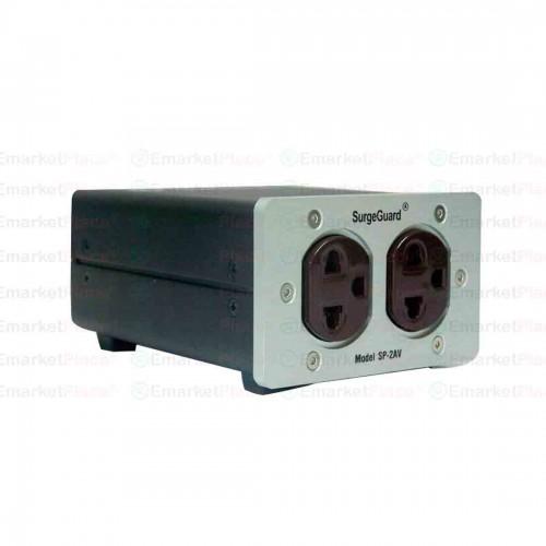 เครื่องป้องกันไฟกระชาก กรองสัญญานรบกวนได้ดี เหมาะสำหรับเครื่องเสียงไฮ-เอ็นด์ ห้องอัดเสียง
