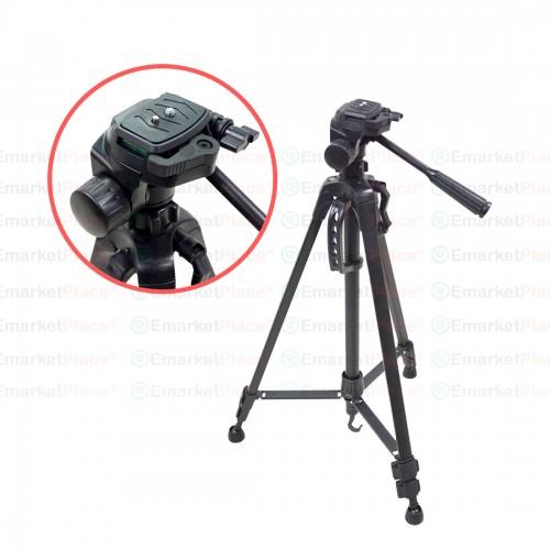 ขาตั้งกล้อง dslr ใช้ได้ทั้ง Canon, Nikon, กล้องวีดีโอ คุณภาพดี กระทัดรัด พกพาสะดวก
