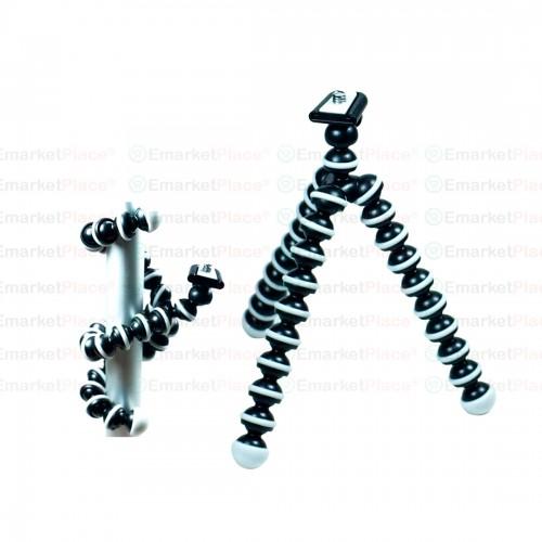 ขาตั้งกล้อง Flexible Tripod บิดงอได้หลายแบบ ใช้งานได้หลากหลายตามความต้องการ