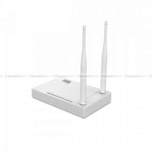 Router Wifi/Modem Router ความเร็วสูง 300Mbps เข้าถึงอินเตอร์เน็ตได้ทั้งแบบไร้สาย/แบบสาย