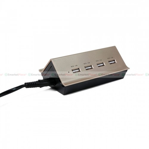 Adapter USB Charger ชาร์จ iPhone iPad iPod Tablet และ Android Phone