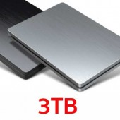 "External HDD 3TB (2.5"")"