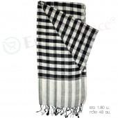 ผ้าคลุมไหล่ ผ้าพันคอ เนื้อผ้าดี สวยงาม จะใช้เองหรือเป็นของฝากเหมาะอย่างยิ่ง
