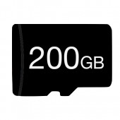 micro SD CARD 200GB (1)