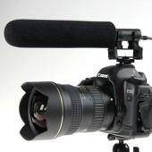 ไมค์ติดกล้อง Dslr,GoPro